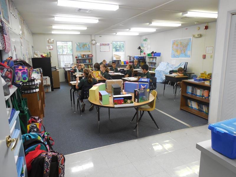 Multi-age classroom